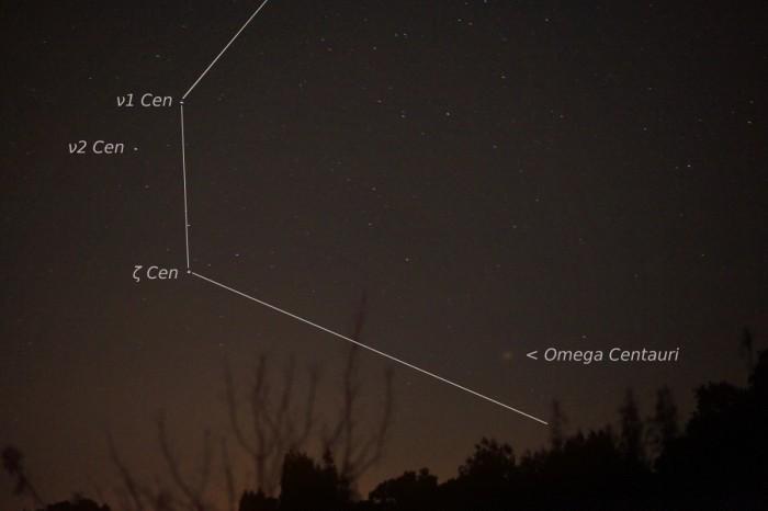 Omega Centauri, 2-6-2011