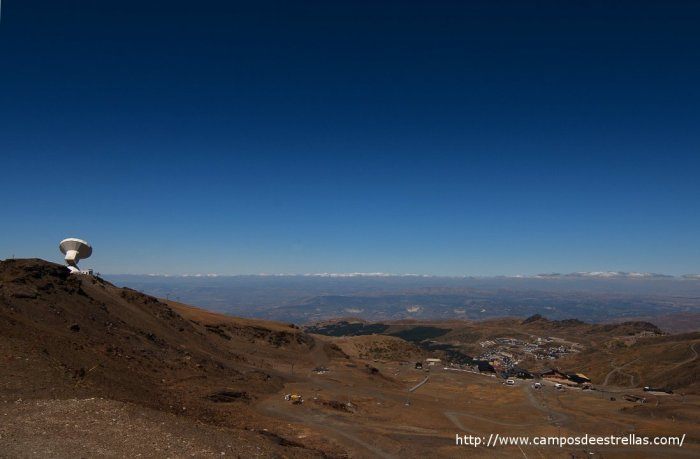 Radiotelescopio Sierra Nevada