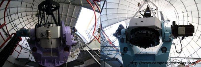 Telescopios opticos