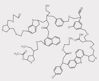 Componentes aromaticos y alifaticos