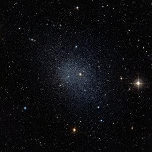 Galaxia enana Fornax