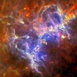 M16, Herschel y XMM-Newton