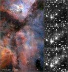 Ecos de luz de Eta Carinae