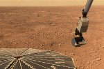 Phoenix lander en Marte
