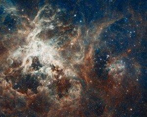 30 Doradus, Hubble