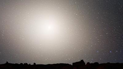 M31 y la Vía Láctea fusionadas en una elíptica en 7 mil millones de años