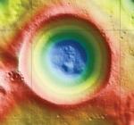 Crater Shackleton