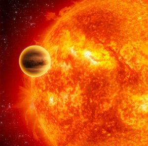 Planeta tipo júpiter caliente